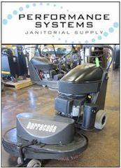 Performance Systems Adds a New Pioneer Eclipse 30 –Inch Barracuda Propane Strip Machine to Inventory