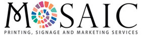 Mosaic Printing, Signage and Marketing Services Boosts Its Digital Print Volume by 30 Percent