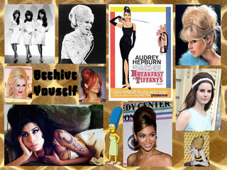 Annabelle's Wigs Introduces Lino Carbosiero's Fabulous Beehive Hairpiece Collection