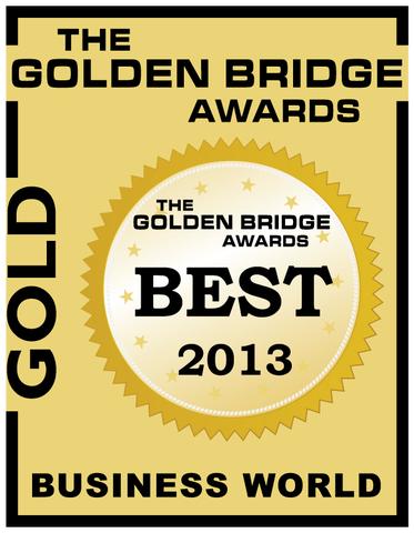 Golden Bridge Award Winner