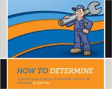 RSI White Paper on Choosing an HVACR School