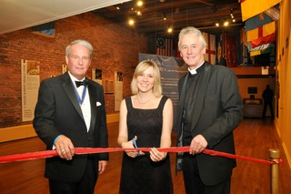 "A Great Opening for the ""Great Charter"" at Fraunces Tavern Museum, ""Magna Carta"" Exhibit Formal Open…"