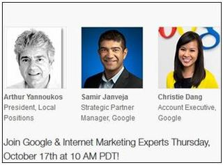 Local Positions Hosts Free Local Business Seminar Featuring Google Marketing Experts