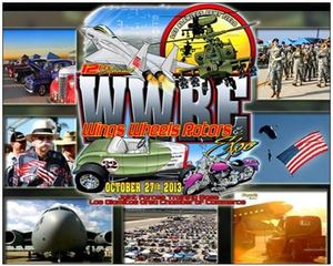 Star Helicopters Once Again Sponsors the Annual Wings Wheel Rotors & Expo