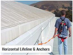 CAI Safety Systems Highlights Roof Fall Protection