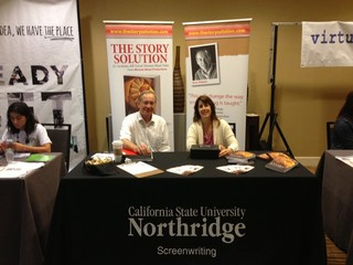 Screenwriting Book Authors Converge at STORY EXPO 2013
