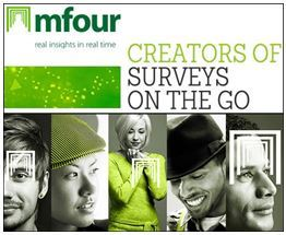 MFour Conducts First-Ever Mobile-Only Political Strategy Poll
