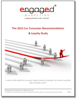 The 2013 Car Consumer Recommendation & Loyalty Study