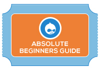 The Absolute Beginners Guide to Drupal