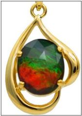 Alaska Jewelry Unveils Unique Ammolite Jewelry Time for Pre-Holiday Shopping