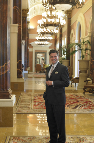 Tamir Kobrin, Managing Director, Acqualina Resort & Spa