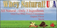 Whey Natural! USA