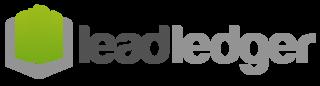 LeadLedger Logo