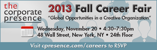 Wall Street-Based Marketing Firm Hosts Career Fair to Boost Continued Global Growth