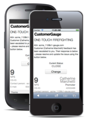 CustomerGauge Enables Organisations to Keep Customer Promises On Time with One-Touch Firefighting