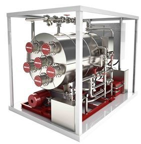 Wattco : Flanged Heaters