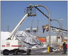 CAI Safety Systems: Site Installation Services
