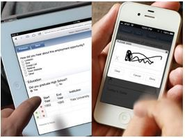 Frevvo 5 Provides Digital Signatures / PDF Export For Mobile Devices