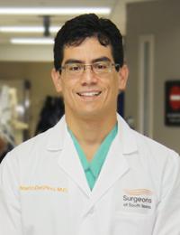 Mario Del Pino, MD, FACS