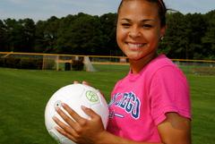 Size 5 Pass It Forward soccer ball