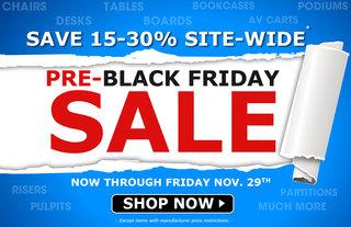 Hertz Furniture Announces Site-Wide Pre-Black Friday Sale