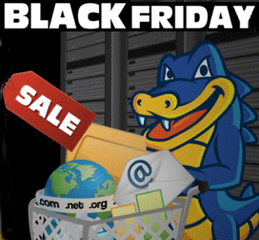 Don't Miss HostGator Sale on Black Friday and Cyber Monday 2013