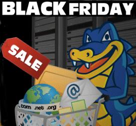 HostGator black friday cyber monday