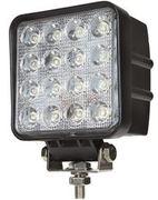 "48 Watt LED Work lights 4"" Square"