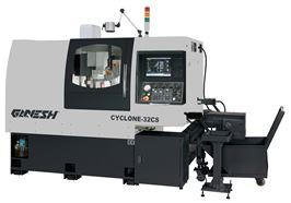 Ganesh Cyclone CS-32 CNC