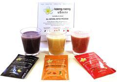 Kaeng Raeng cleanse program
