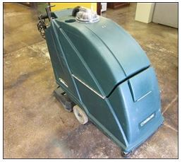 Refurbished Janitorial Equipment Offers Reliable Service and Value