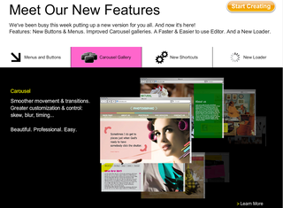 Wix.com Introduces a New Array of Features