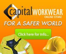 Capital Workwear Banner