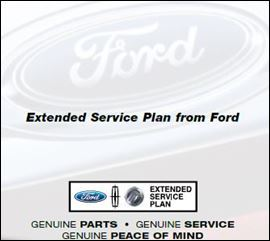 Anderson and Koch Ford Warranty
