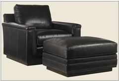 11 South Collection by Lexington Furniture: Balance Leather Chair