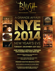 A Grande Affair – Santa Barbara New Year's Eve Celebration