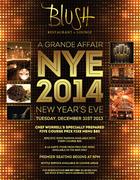 A Grande Affair – Santa Barbara New Year's Eve Celebration