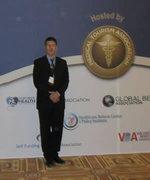 Ron Elli, PhD, at the MTA Congress