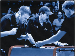 USA TO DEFEND TITLE AT 2010 WORLD CUP… OF TABLE SOCCER