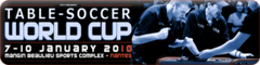 ITSF World Cup Banner