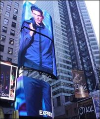 S|N|A Installs Highest-Resolution LED Video Display in Times Square