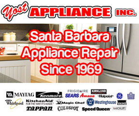 Appliance Repair Service in Santa Barbara Celebrates 45 Years In Business