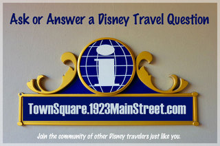 New Disney Travel Q&A site launched by 1923MainStreet.com