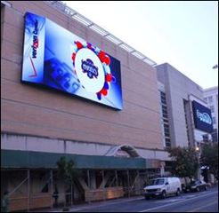 Verizon Center Gets an LED Video Makeover