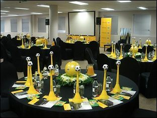 Focus Rooms Creates a New Look for Conferences and Events