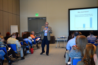 Single-Concept Learning Explained by RLI CEO Stephen Meyer at Training 2014 Conference