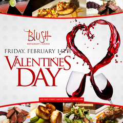 Santa Barbara Restaurant Hosts Valentine's Dinner