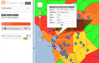 The Quest for Timely Data Visualization Through Mapping Answered by Mapline