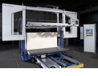 Foam Factory Acquires New Automated CNC Horizontal Cutter Machine for Precision-Cut Custom Foam Products