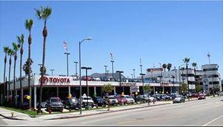North Hollywood Toyota Wins 2013 Toyota Award